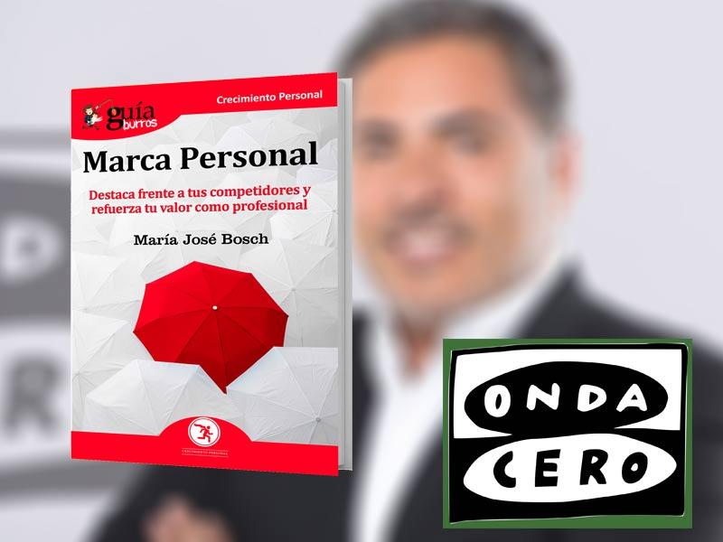 GuíaBurros Marca Personal en OndaCero
