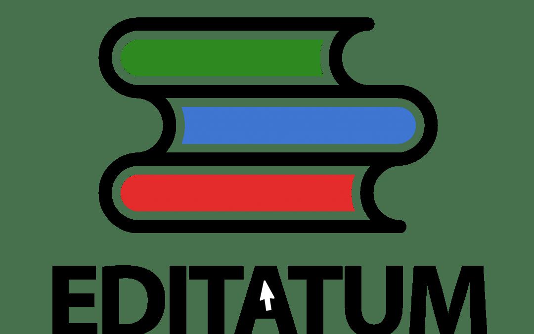 EDITATUM, la Startup editorial que utiliza el mismo modelo de negocio que Google y Amazon