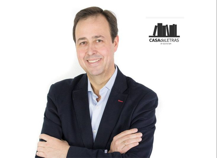 Borja Pascual presenta su visión del marketing en Casa de Letras