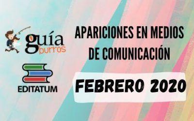 Clipping GuíaBurros FEBRERO 2020