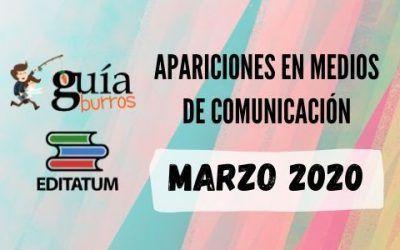 Clipping GuíaBurros MARZO 2020