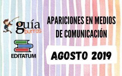 Clipping GuíaBurros AGOSTO 2019
