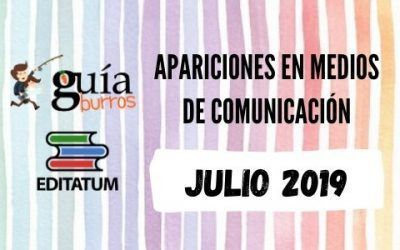 Clipping GuíaBurros JULIO 2019