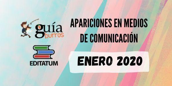 Clipping GuíaBurros ENERO 2020