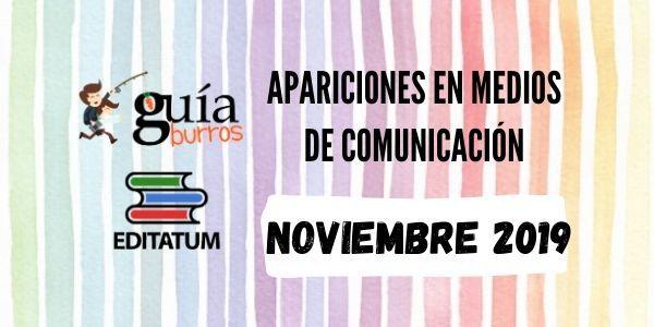 Clipping GuíaBurros NOVIEMBRE 2019