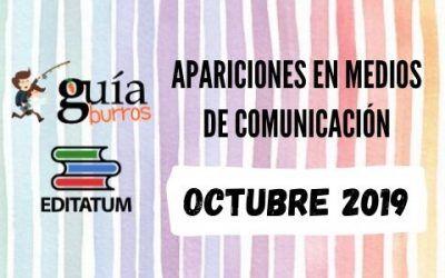 Clipping GuíaBurros OCTUBRE 2019
