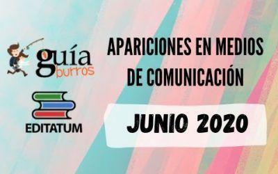Clipping GuíaBurros JUNIO 2020