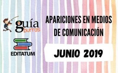 Clipping GuíaBurros JUNIO 2019