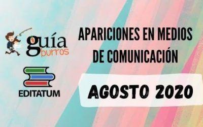 Clipping GuíaBurros AGOSTO 2020