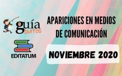Clipping GuíaBurros NOVIEMBRE 2020