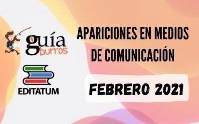 Clipping GuíaBurros FEBRERO 2021