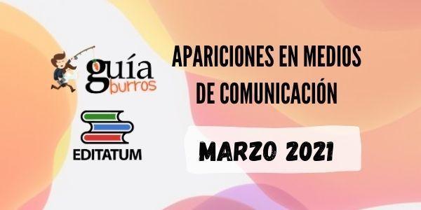 Clipping GuíaBurros MARZO 2021