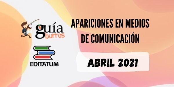 Clipping GuíaBurros ABRIL 2021
