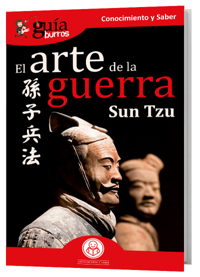 GuíaBurros El arte de la guerra. Sun Tzu. Traducción de Daniel Torres.