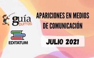 Clipping GuíaBurros JULIO 2021
